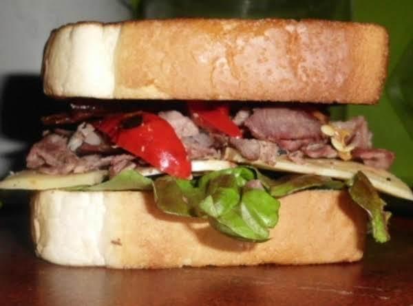 Summertime Steak Sammie Recipe