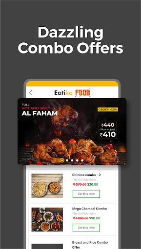 Eatiko - Screenshots von Food Delivery & Restaurant Finder 6