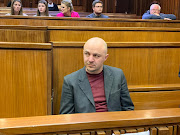 Zak Valentine in the South Gauteng High Court on August 12 2019. He was involved in the killings of 11 people in Krugersdorp.