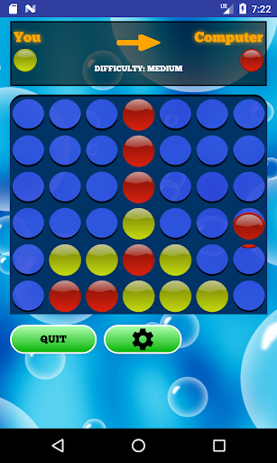 Connect 4 Online - Play four in a row 2.4.5 screenshots 1