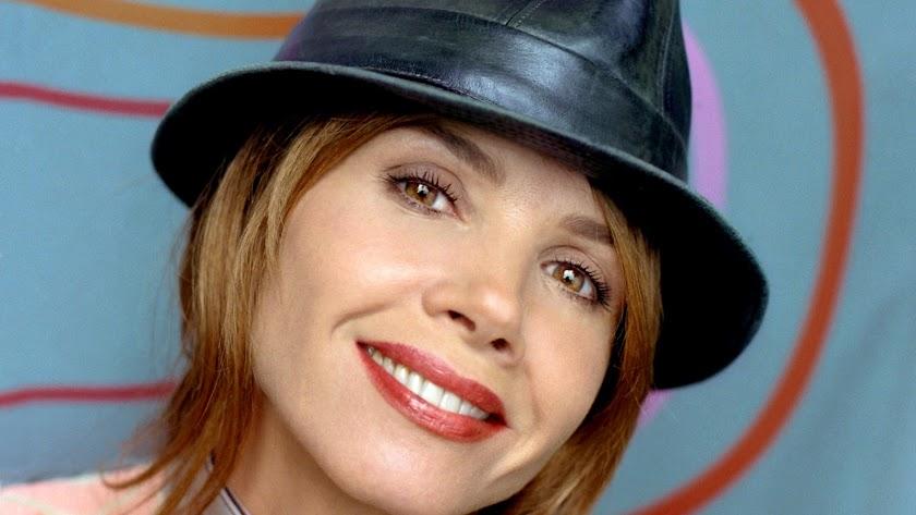 La actriz madrileña Victoria Abril.