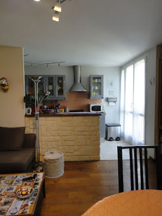 Vente appartement 2 pièces 46,45 m2