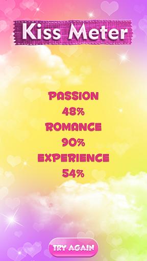 無料生活Appのメーター のキス キス テスト|記事Game