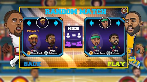 Basketball Legends PvP : Dunk Battle screenshots 2