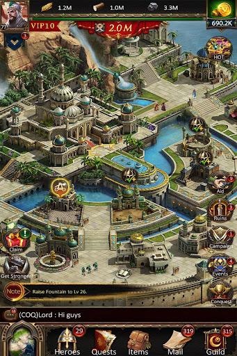 Conquerors: Clash of Crowns 1.5.2 screenshots 6