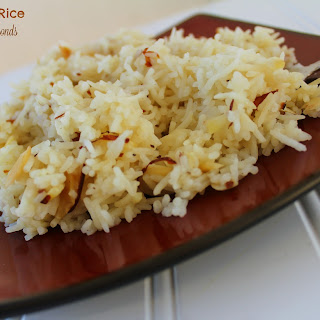 Basmati Rice with Almonds