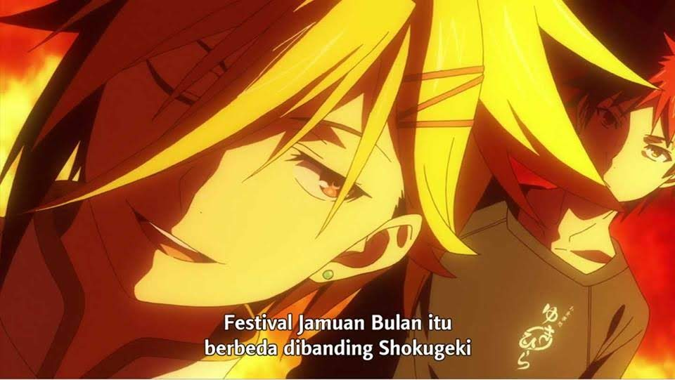 Download Shokugeki no Souma: San no Sara Episode 3 Subtitle Indonesia