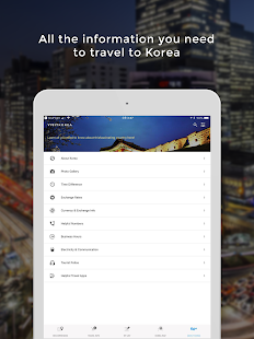 Visit Korea : Official Guide- screenshot thumbnail