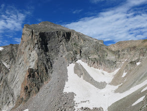 Photo: A closer view of Mount Alice. Photo by Dave Socky