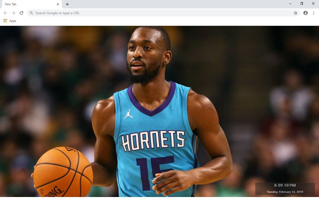 Kemba Walker New Tab & Wallpapers Collection