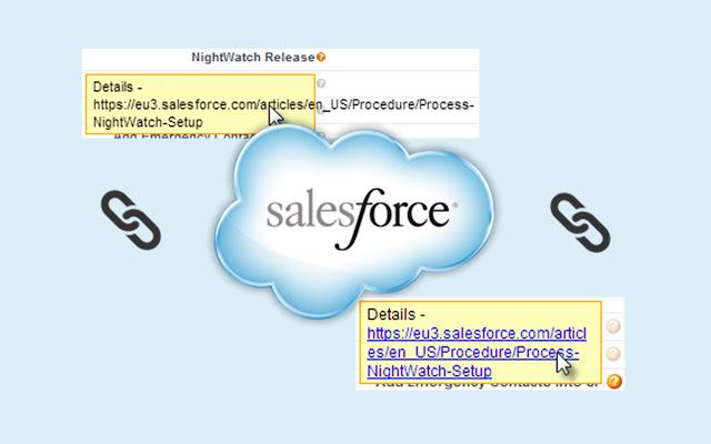 --Fix SalesForce bubble text--