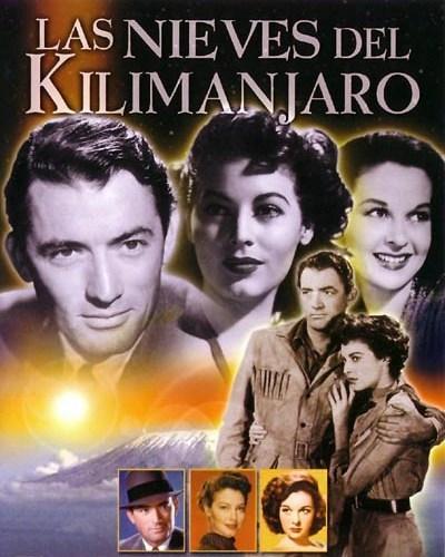 Las nieves del Kilimanjaro (1952, Henry King)