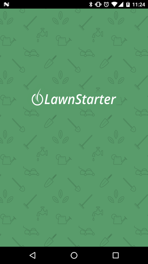 LawnStarter- screenshot