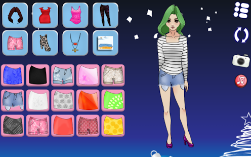 Girls Party Dress up Games- screenshot thumbnail