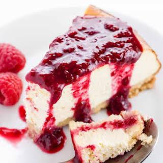 Low Carb Cheesecake (Keto, Gluten-free, Sugar-free).