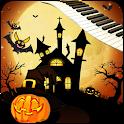Halloween Piano Tiles icon
