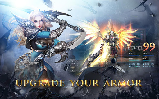 Screenshot for Armored God in United States Play Store