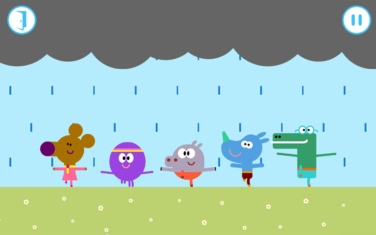 Hey Duggee The Big Outdoor App- screenshot