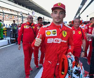 """Charles Leclerc heeft lovende woorden voor Sebastian Vettel: """"We hebben enkele intense momenten beleefd"""""""