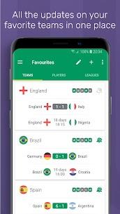 FotMob Pro: Live Soccer Scores 5