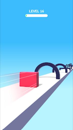 Jelly shift : shape the jelly screenshot 2