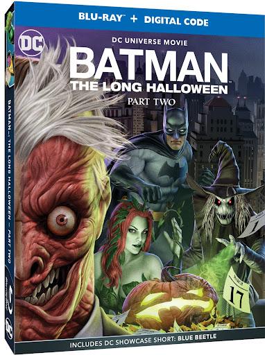 Blu-ray Review: Batman: The Long Halloween, Part Two