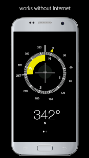 Compass 360 (no ads) Screenshot
