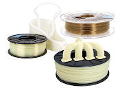 Natural 3D Printer Filament