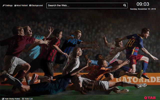Fc Barcelona Wallpapers Fc Barcelona New Tab