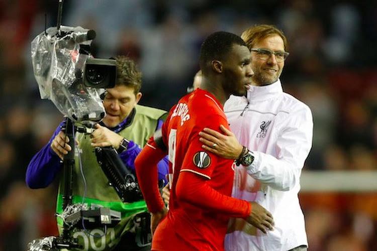 """Jürgen Klopp: """"Le retour de Christian Benteke est parfait pour Liverpool"""""""