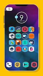 Soneo - Icon Pack APK screenshot thumbnail 2