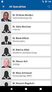 MSL Physician Directory - náhled