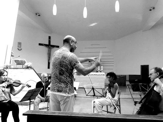 Prove d'orchestra di Manu76