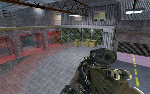 Commando Battle Game - Bullet War Best Shooting - screenshot