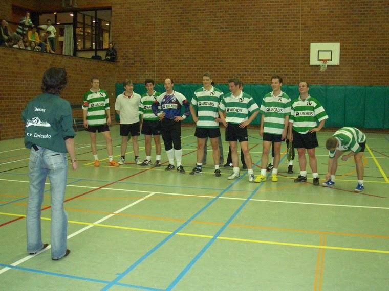 Zaal 2 Kampioen 2005