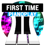 """For The First Time"" PianoPlay icon"