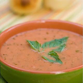 Tomato Basil Soup - La Madeleine Style