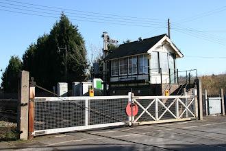 Photo: Wateringbury Railway Station 2007