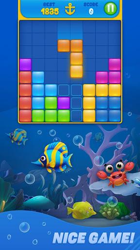 Save Fish - Block Puzzle Aquarium 12.0 screenshots 7