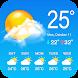 天気予報-ライブ気象レーダー