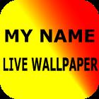 Nombre live wallpaper icon