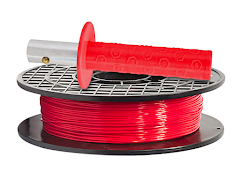 Red PRO Series TPU (Thermoplastic Polyurethane) - 1.75mm (1lb)
