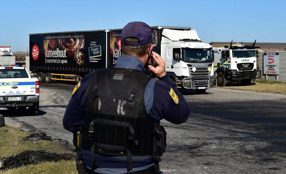 More than R5m damage to trucks in Bay - HeraldLIVE