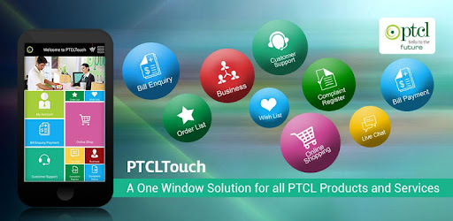 PTCLTouch - Apps on Google Play
