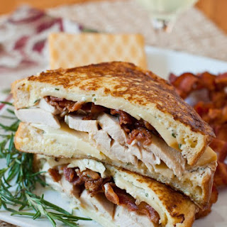 Turkey Monte Cristo with Rosemary Aioli
