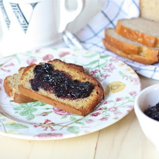 Homemade Blueberry Preserves without Pectin