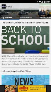 KVUE NEWS- screenshot thumbnail