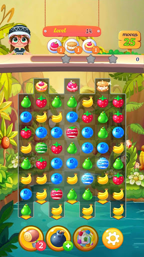 New Tasty Fruits Bomb: Puzzle World apkmr screenshots 3