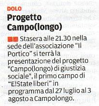 Photo: la Nuova di Venezia e Mestre (15.05.2013)