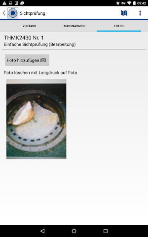 android RIWA Schachtkontrolle Screenshot 8